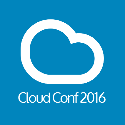 Cloud Conference 2016 logo